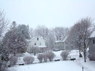 Snowfall Feb 26