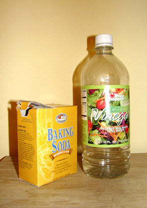 Natural Drain Opener Ingredients
