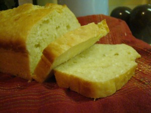 Butterless coconut pound cake